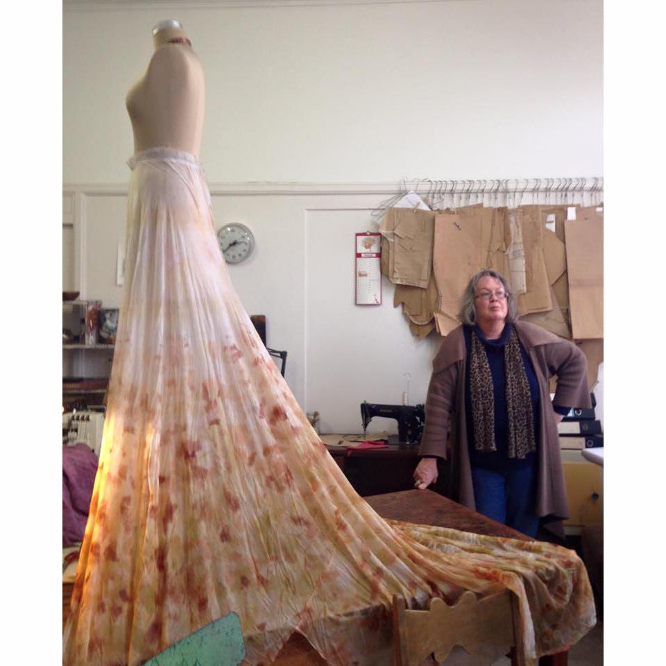 Gone Rustic Studio in Australia, Rita's wearable art.