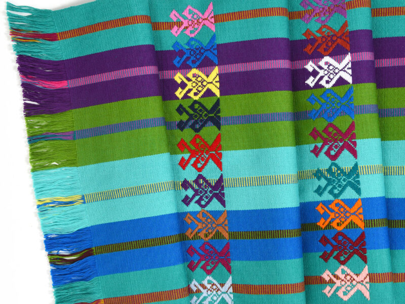 MayaMam Weavers Handwoven Celebration Runner