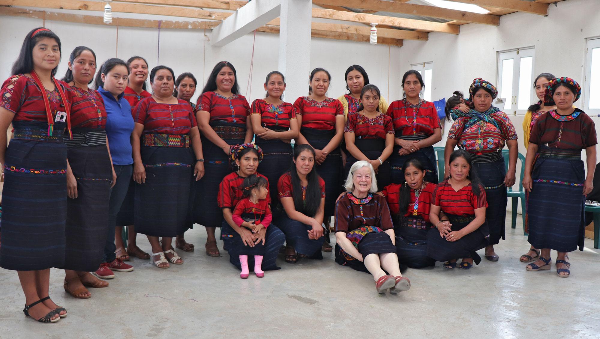 Mayamam Weavers- Guatemalan Fair Trade Collective