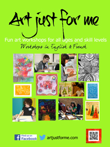 Art Just For Me Poster