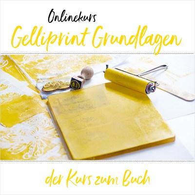 artlaboratorium Gelliprint Grundlagen Kurs