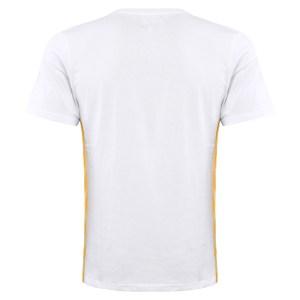 Diversity T Scratched Ocher Shirt