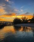Paradise Island Sunset