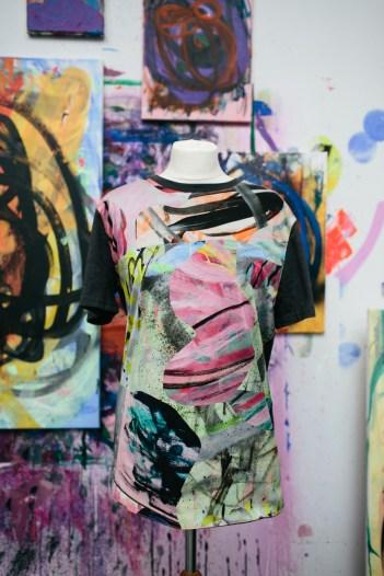 George Thompson's Graffiti T-shirt