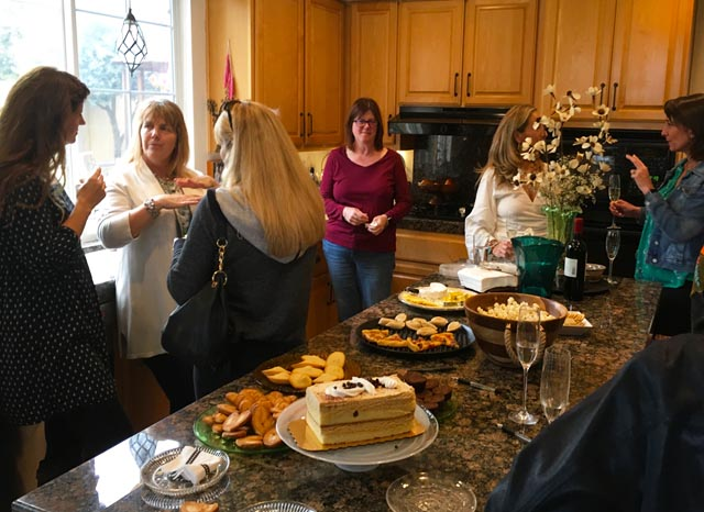 celebrating-isabella-book-launch-party-Melissa-Muldoon-Waking-Isabella-Italy-Arezzo