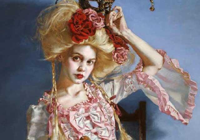 teresa-oaxaca-contemporary-american-artist-renaissance-self-portrait