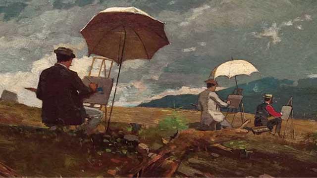 macchiaioli-Fattori-Monet-19th-Century-Art-Movement-impressionists-Invention-Paint-Tubes-PleinAir-Reject-Academy-Style