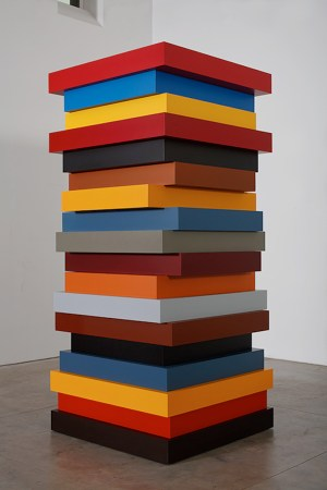 """Stack"", de Sean Scully"