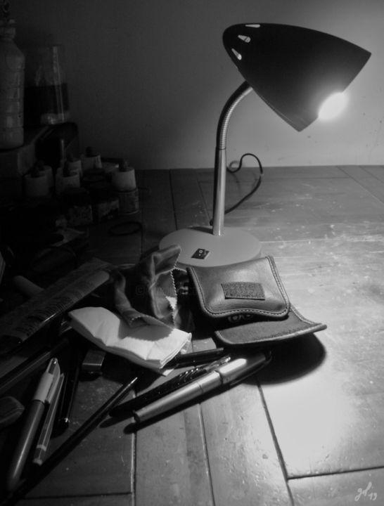 le bureau clair obscur photography c 2019 by christophe gol classicism illustration