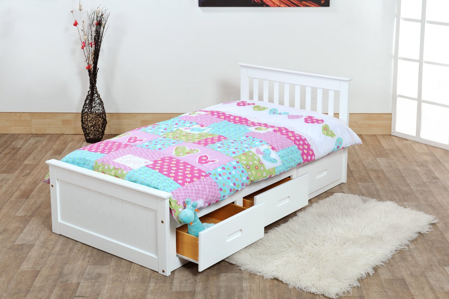 Tips To Buy Kids Bed With Storage Artmakehome