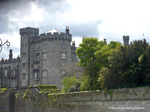 Kilkenny-château