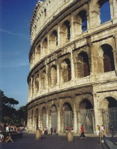 Colisée de Rome-Italie