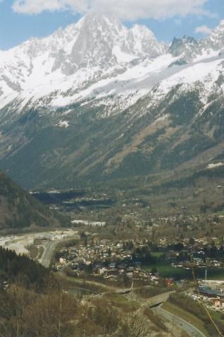 Houches-village-France