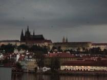 Prague le soir