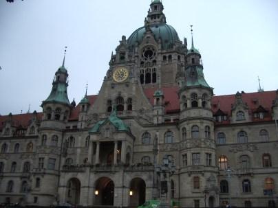 Hôtel de Ville de Hanovre