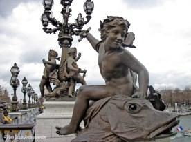 Paris - Pont Alexandre-III