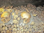 Paris - Catacombes
