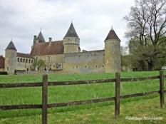 Manoir de l'Angenardière à Saint-Cyr-la-Rosière