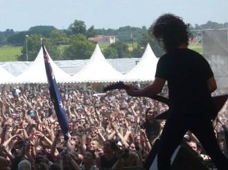 Hellfest-backstage