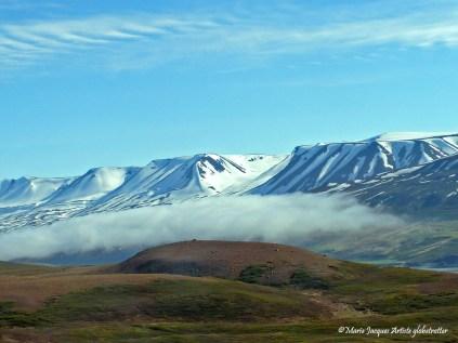 En route vers Akureyri