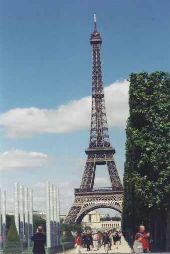 Paris-Tour Eiffel