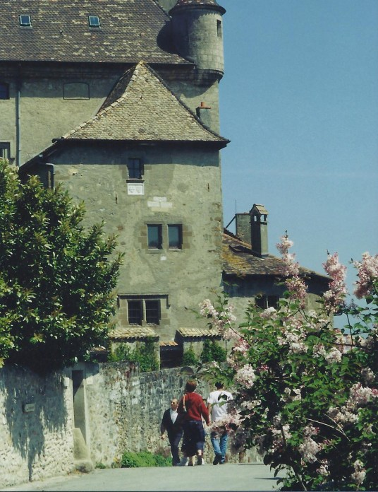 Yvoire-France