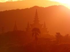 Coucher de soleil-Bagan-1