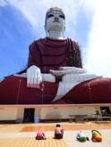 Le plus grand Bouddha assis