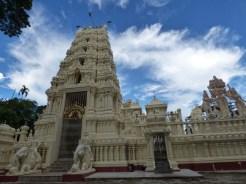 Pagode hindoue