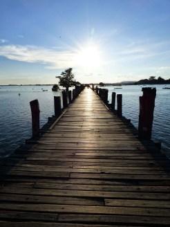 U Bein Bridge- Amarapura-3