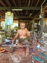 Vétéran fabriquant de pipes