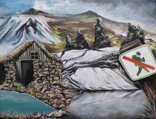 Islande Terre de glace et de feu / partie 2