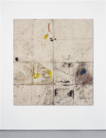 Oscar Murillo, Untitled (£20-30k) £146,500