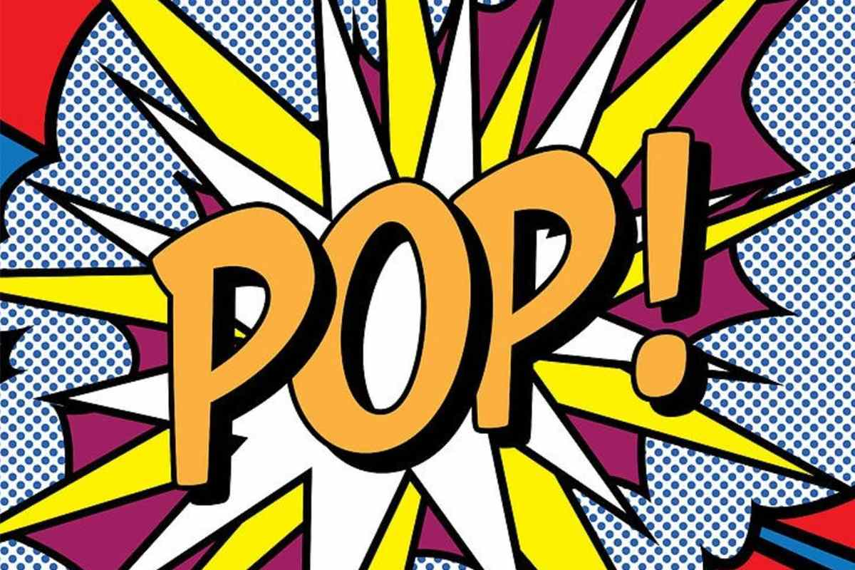 Pop Art (1950s–1960s)