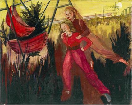 Afbeeldingsresultaat voor rosa loy paintings