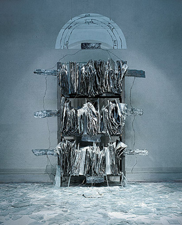 Breaking of the Vessels by Anselm Kiefer