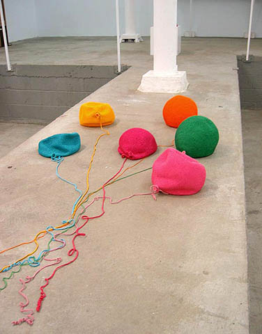 Frances Twombly, Balloons, 2004