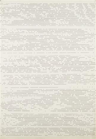 Lettera 12 - marzo 1980. Sono e non sono , 1980