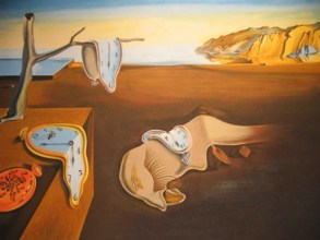 Melting clocks by Salvador Dalí on artnet