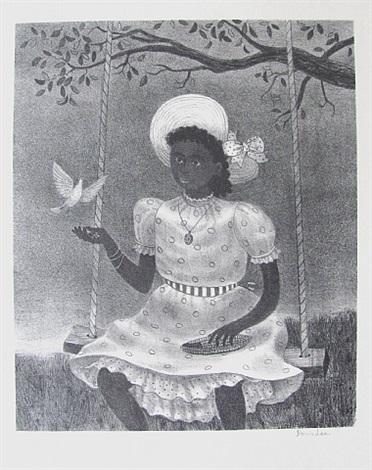 The Dove by Doris Emrick Lee on artnet