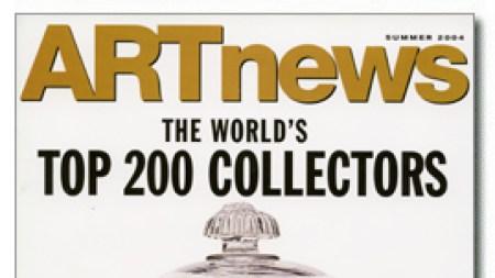 The 2004 ARTnews 200 Top Collectors
