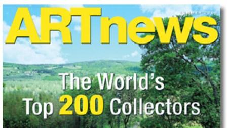 The 2009 ARTnews 200 Top Collectors