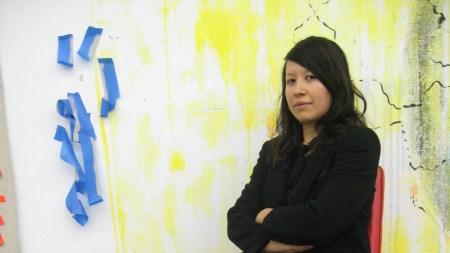 the Studio: Amanda Ross-Ho