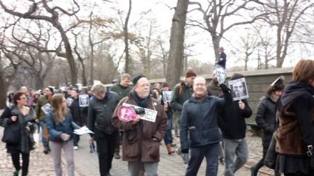 HideSeek Protest New York