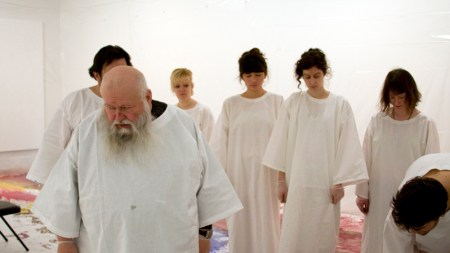 Hermann Nitsch Takes Action With Help