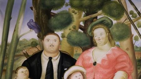 Sotheby's Auction Preview Fernando Botero