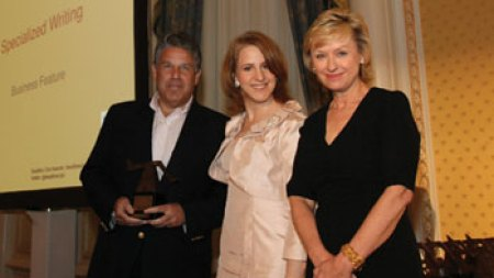 ARTnews Wins 2011 Deadline Club Award
