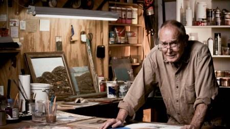 the Studio: Llyn Foulkes