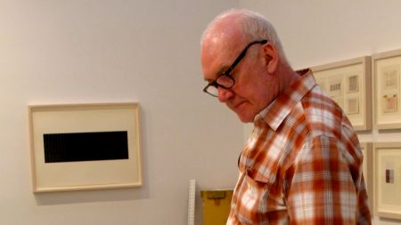 Sean Scully Shows New Stripes the