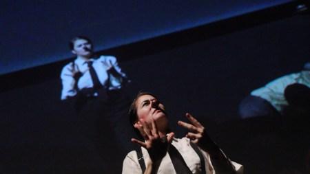 Performa Playbill: Liz Magic Laser
